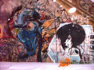 5 фото граффити