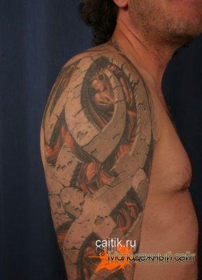 Татуировки камня