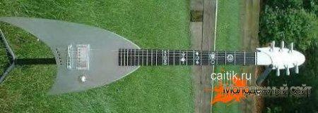Эксклюзивные гитары