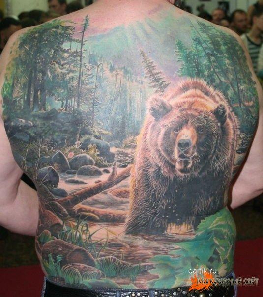 лучшая татуировка