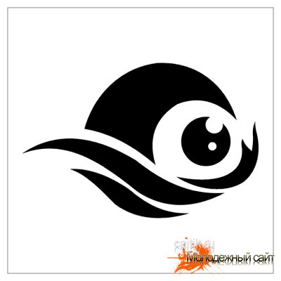 Эскизы татуировки стилизованного глаза