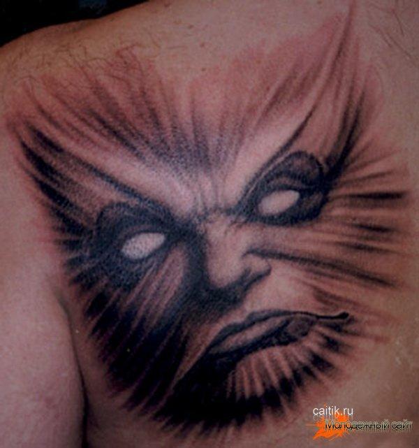 татуировки фэнтези
