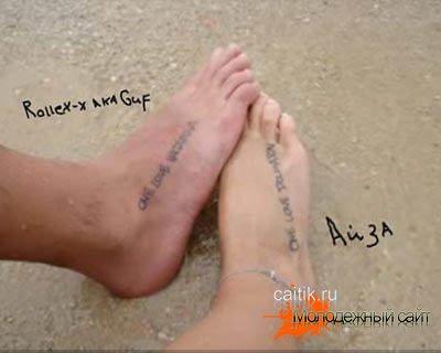 Татуировки Gufa