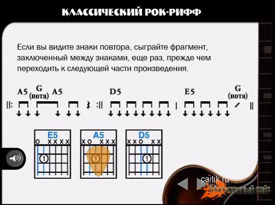 Видеоурок как научиться играть на гитаре