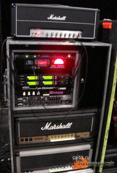 Marshall AFD100 - новый гитарный усилитель от Marshall