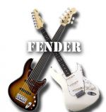 Электрогитары Fender
