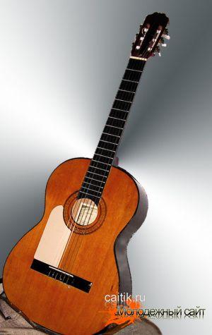Испанская гитара  (Фламенко)