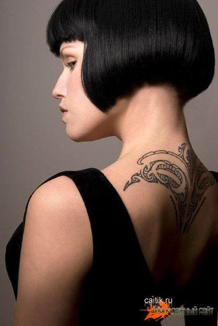 Как избавиться от татуировки на несколько часов