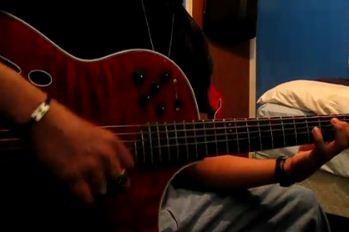 Mortal kombat guitar tabs