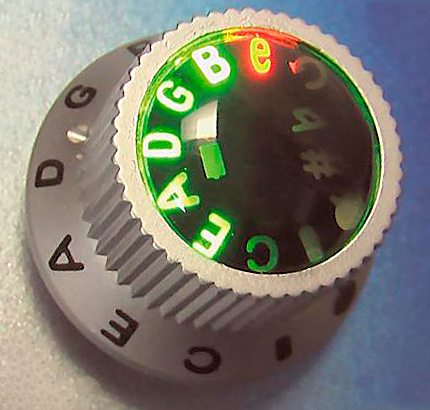 кнопка Master Control Knob