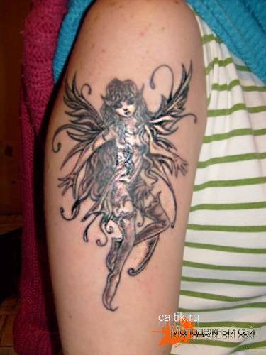 Татуировки фей