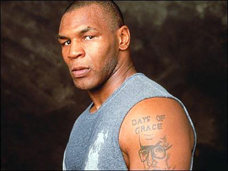 Тату боксерские перчатки - значение тату боксерских перчаток, эскизы и фото 3