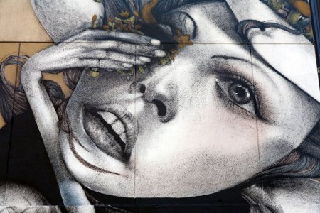 Граффити Клаудио Этоса