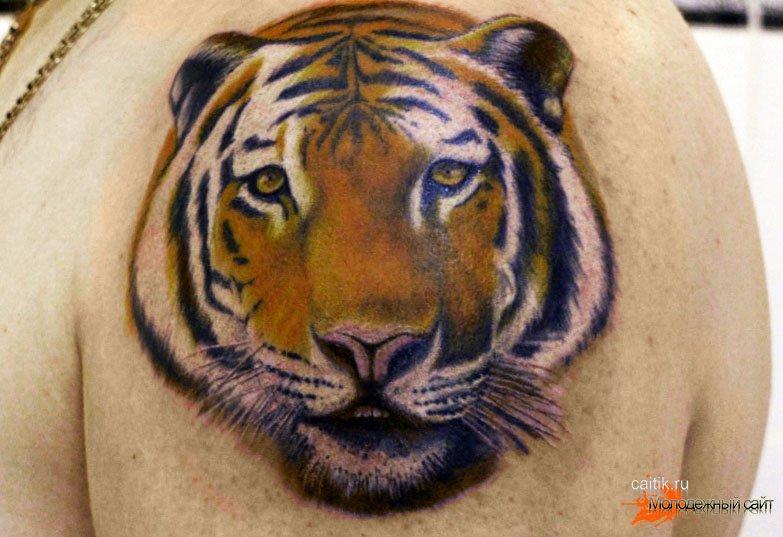Лучшие татуировки для мужчин