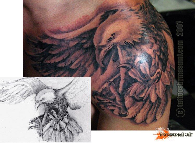 Порнуха с татуировками самые красивые 15 фотография