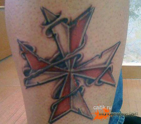 мальтийкий крест