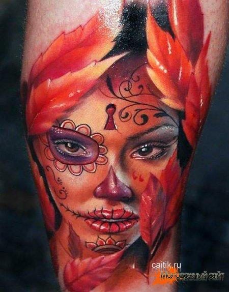 Татуировки Калавера