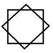 Восьмиконечная звезда - Октаграмма