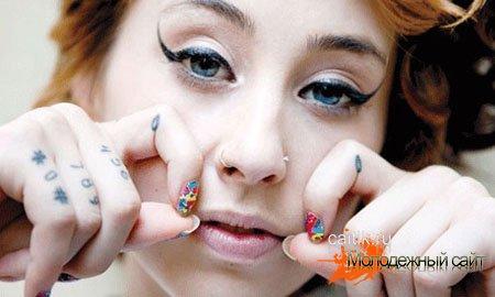 Значение татуировки слеза под глазом