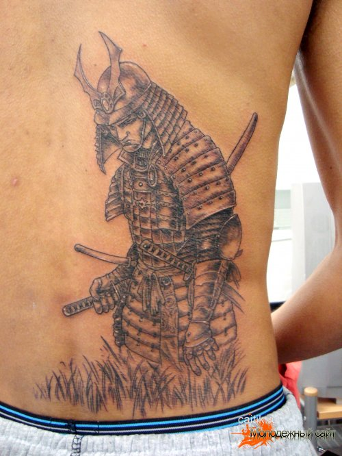 татуировки самураи