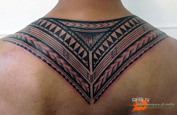 татуировки самоа