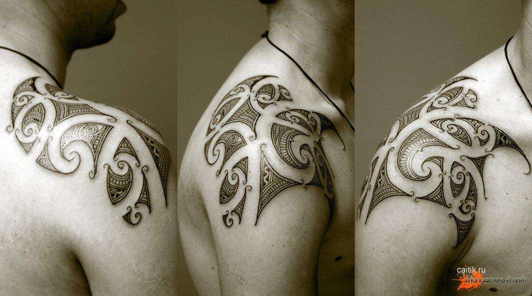 Новозеландский стиль тату - Виды, стили татуировок