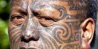 новозеландские татуировки