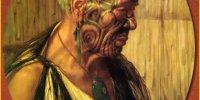 древние татуировки Моко племени Маори